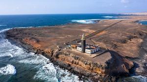 Spain Canary Islands Ocean Nature 5464x3640 Wallpaper