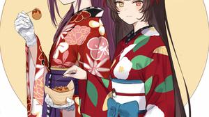 Anime Anime Girls Digital Art Artwork 2D Portrait Display Vertical Isshiki Nijisanji Gundo Mirei Inu 1500x1875 Wallpaper