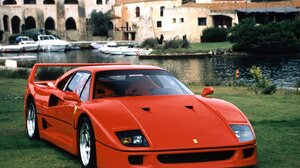 Vehicles Ferrari F40 1600x1200 Wallpaper
