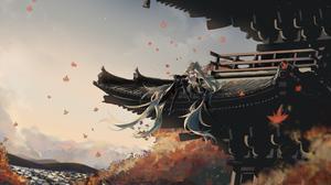Hatsune Miku 2500x1550 wallpaper