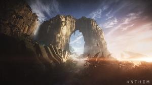 Video Game Anthem 3840x2160 Wallpaper
