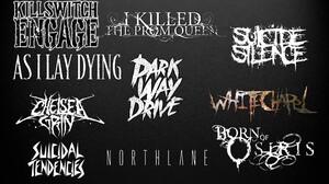 Chelsea Grin Metalcore Band Logo 2560x1440 Wallpaper