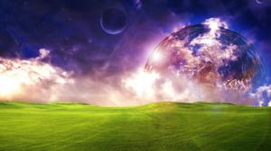 Earth A Dreamy World 1920x1080 wallpaper