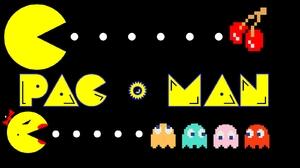 Video Game Pac Man 1600x900 Wallpaper