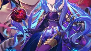 Fate Series Fate Grand Order Space Ishtar Fate Series Ishtar Fate Grand Order FGO Anime Girls Csyday 1024x1936 Wallpaper