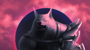 Werewolf 2560x1440 Wallpaper