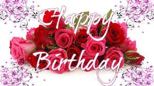 Happy Birthday 3600x2156 wallpaper