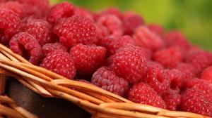 Food Raspberry 1920x1080 wallpaper