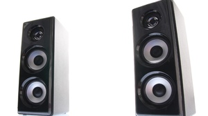 Music Speakers 2560x1600 Wallpaper