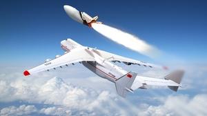 Aircraft Airplane Antonov An 225 Mriya Russian Space Shuttle 2560x1600 Wallpaper