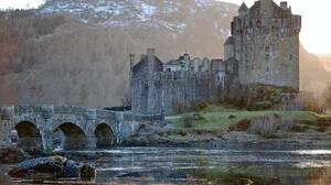 Castle 2560x1440 Wallpaper
