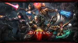 Barbarian Diablo Iii Demon Hunter Diablo Iii Diablo Iii Monk Diablo Iii Witch Doctor Diablo Iii Wiza 1920x1080 Wallpaper