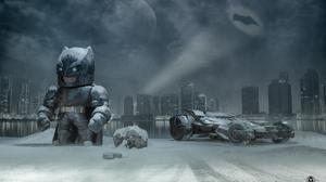 Batman Batmobile Dc Comics 2000x1324 Wallpaper