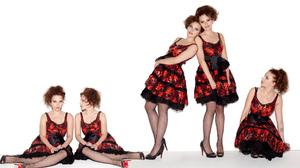 Actress American Scarlett Johansson Singer 2560x1440 Wallpaper