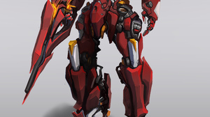Reisun Science Fiction Robot 2480x3826 Wallpaper
