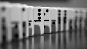 Dominos Game 3456x2304 Wallpaper