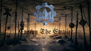 Crown The Empire Metalcore Metal Band 1920x1080 Wallpaper