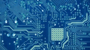 Circuit Boards Technology Multiple Display PCB 3840x1200 wallpaper