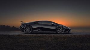 Lamborghini Huracan EVO RWD Lamborghini Huracan Lamborghini Supercars Italian Supercars Vehicle Car  2560x1440 Wallpaper