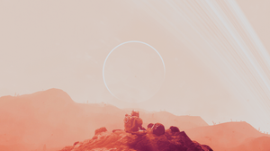 No Mans Sky Video Games Science Fiction Astronaut 2292x1290 Wallpaper