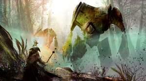 Video Game Guild Wars 2 3000x1688 wallpaper