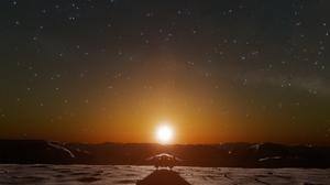Elite Dangerous ASP Explorer Stars 2560x1440 Wallpaper