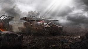 Futuristic Mud Tank 1920x1080 wallpaper