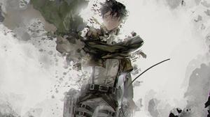 Attack On Titan Levi Ackerman Shingeki No Kyojin 1920x1080 Wallpaper