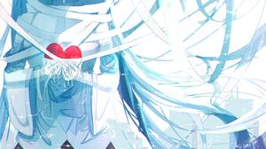 Hatsune Miku 2275x1755 wallpaper