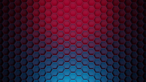 Abstract Hexagon 3D 3840x2160 Wallpaper