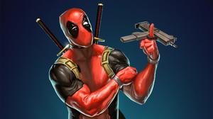 Deadpool Marvel Comics 2000x1125 Wallpaper
