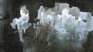 Fantasy City 3464x1732 Wallpaper