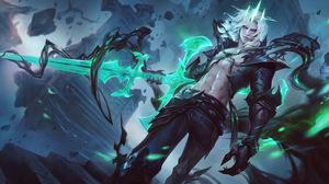 Viego League Of Legends League Of Legends Riot Games 7680x4320 Wallpaper