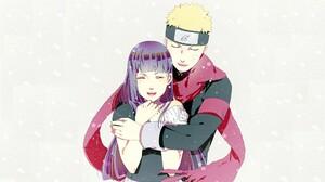 Uzumaki Naruto Hyuuga Hinata Anime Girls Anime Anime Boys 1920x1080 Wallpaper