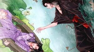 Jiang Cheng Jiang Wanyin Wei Ying Wei Wuxian 2160x1620 Wallpaper