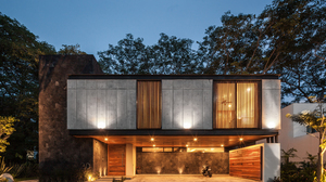 House Modern Architecture Lights 1500x1000 Wallpaper