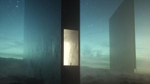 Sci Fi Building 1920x1080 wallpaper