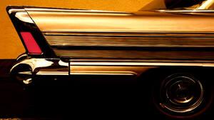 Car Gold 3840x2160 Wallpaper