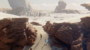 ReCore Screen Shot Planet Video Games 1920x1080 Wallpaper