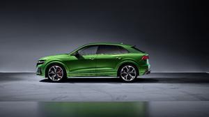 Audi Car Green Car Suv Luxury Car 4961x3720 wallpaper