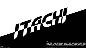 Itachi Uchiha Quote Text 7680x4320 wallpaper