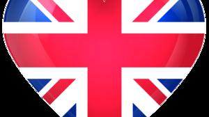 British Flag Flag Heart Union Jack 6000x5150 wallpaper