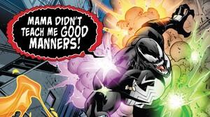 Comics Comic Art Marvel Comics Venom Text Comic Books Villains 1984x1116 Wallpaper