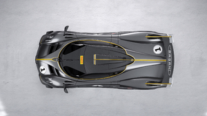 Pagani Pagani Huayra Supercars Italian Supercars Grey Cars Carbon Fiber Car Vehicle Sports Car Top V 2560x1440 Wallpaper