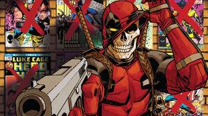 Deadpool Marvel Comics 1920x1080 wallpaper