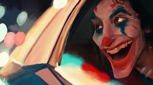 Dc Comics Joker 3840x2700 Wallpaper