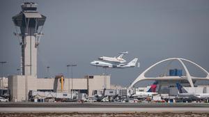 Airplane Nasa Shuttle Space Shuttle 2048x1202 Wallpaper