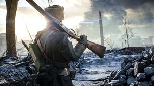 Battlefield 1 Rifle Soldier 2560x1440 Wallpaper