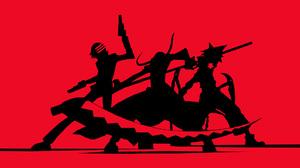 Black Star Soul Eater Maka Albarn Soul Eater 1920x1200 wallpaper