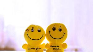 Smiley 3000x2254 wallpaper